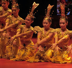 Show at Tang Dynasty Palace